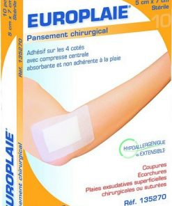 Europlaie - Stérile