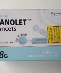 Nanolet Lancet 28G