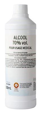 Alcool isopropylique 70%