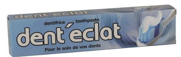 Dentifrice dent éclat - 75 ml